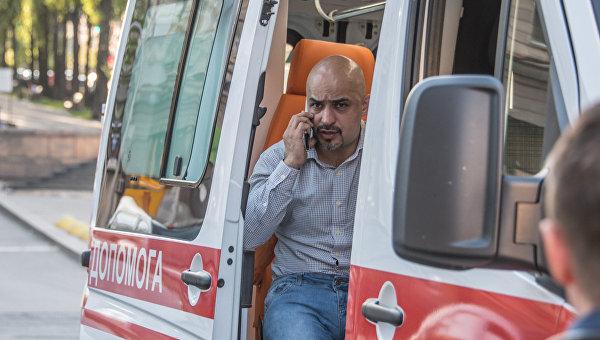 В центре Киева избили нардепа Мустафу Найема