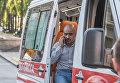 В центре Киева избили нардепа Мустафу Найема. Архивное фото