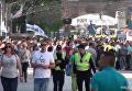 Силовики охраняют центр Киева