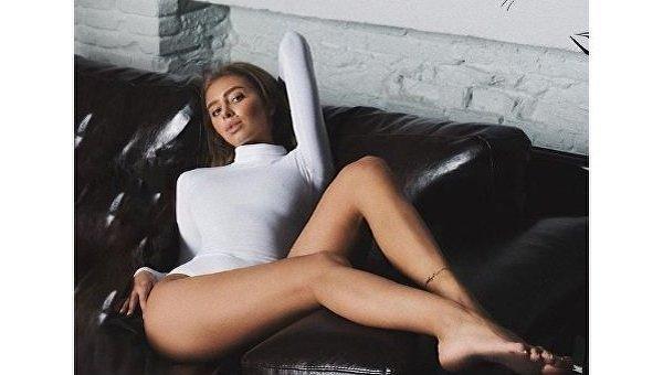 Российская гимнастка Диана Борисова