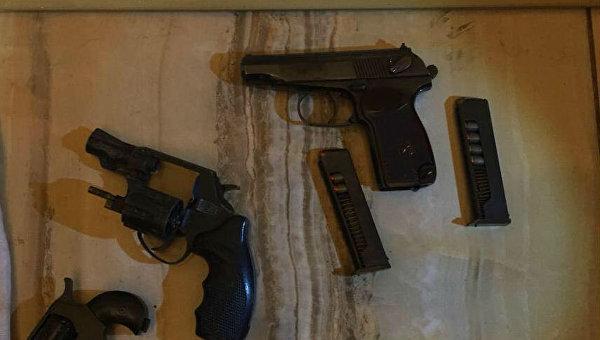 Стрельба ради развлечения в Одессе