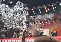 В Донецке засветилась известная российская группа. Видео