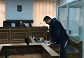 В Киеве избирают меру пресечения для обидчика Найема. Видео