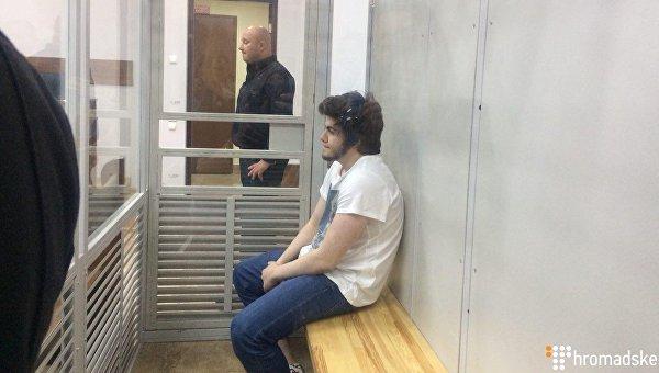 Подозреваемый в нападении на нардепа Мустафу Найема Ахмет Саитов