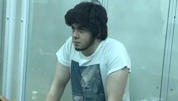 Подозреваемый в избиении Мустафы Найема Ахмед-Абубакарович Саитов