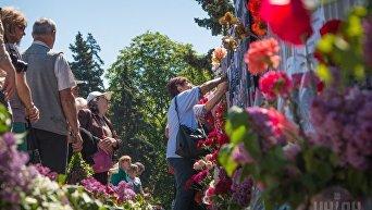 Годовщина трагедии в Одессе, 2 мая 2018 года
