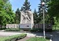 В Запорожье осквернили памятник