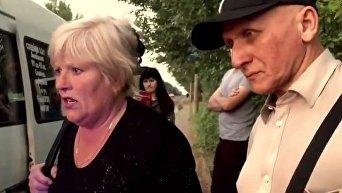 В Кривом Роге пассажиры атакуют полицию за проверки маршруток