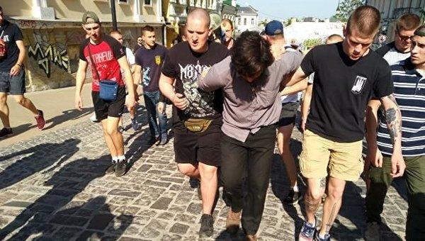 Задержание гражданина Бразилии Рафаэля Маркуса Лусваргхи, воевавшего на стороне ДНР