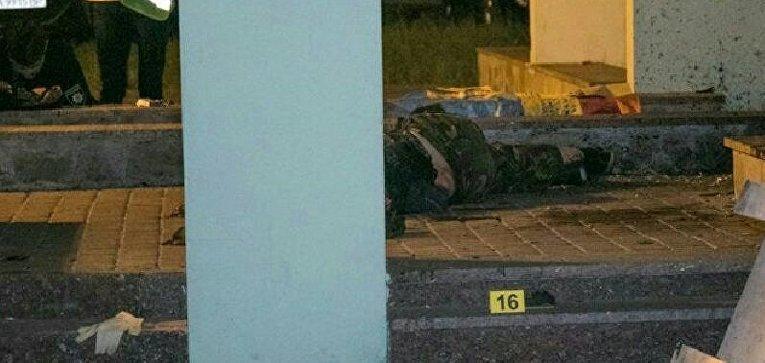 Труп мужчины, погибшего при взрыве на Куреневке в Киеве