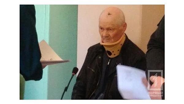Подозреваемый в смертельном ДТП в Кривом Роге