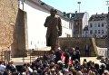 В Германии торжественно открыли памятник Карлу Марксу. Видео