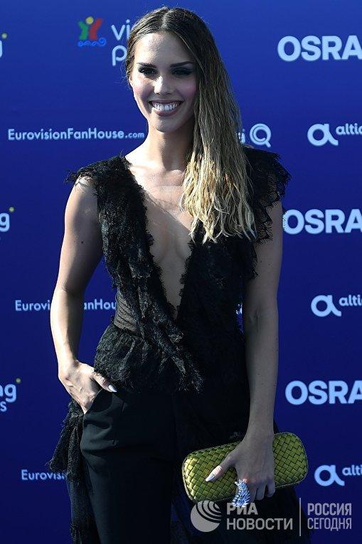 Открытие международного конкурса песни Евровидение-2018