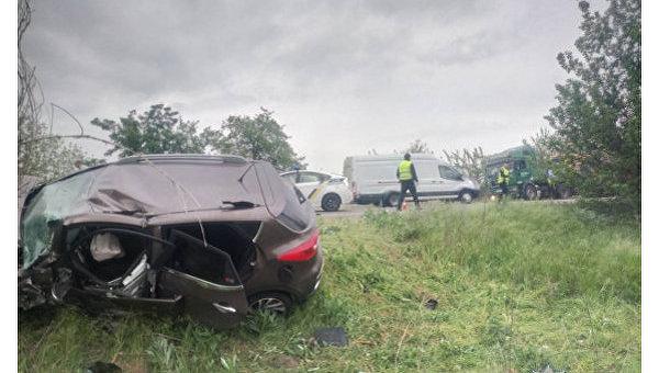 В Николаевской области произошло смертельное ДТП