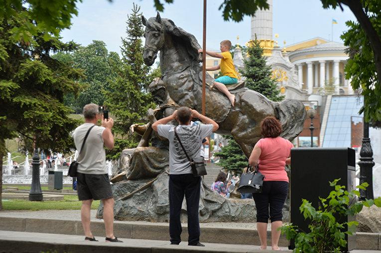 Киевские улицы