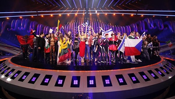 Первые финалисты Евровидения-2018