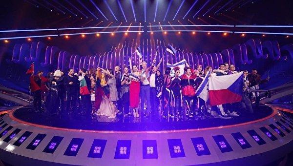 Первый полуфинал Евровидения-2018