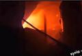 В сети появилось видео последствий ракетного удара по Сирии. Видео