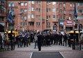 Радикалы пикетируют Интер. Видео