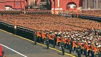 Парад Победы в Москве 9 мая 2018 года