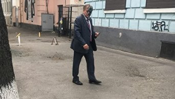 Константина Воробьева облили зеленкой
