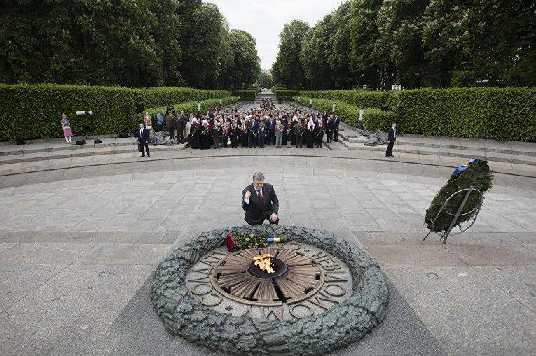 Мероприятия по случаю празднования Дня победы над нацизмом, 9 мая 2018 года