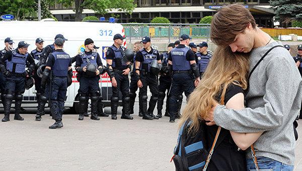 Полиция на мероприятиях ко Дню Победы