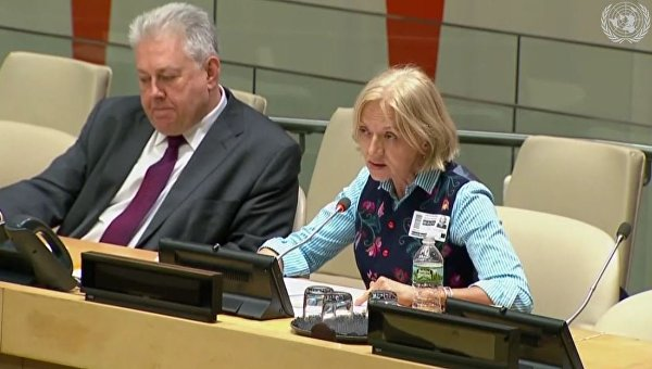 Украина проводит в ООН заседание о российской пропаганде
