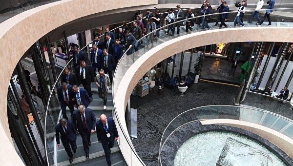 Ялтинский международный экономический форум. Архивное фото