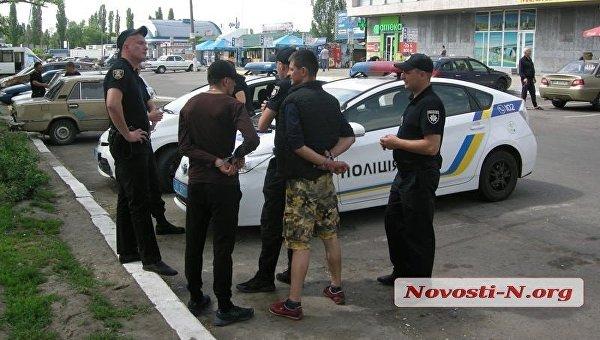 Стрельба на вокзале в Николаеве, задержаны военнослужащие, 10 мая 2018