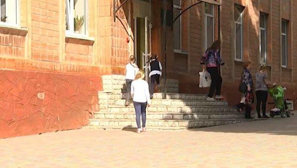 Школа в Ровно