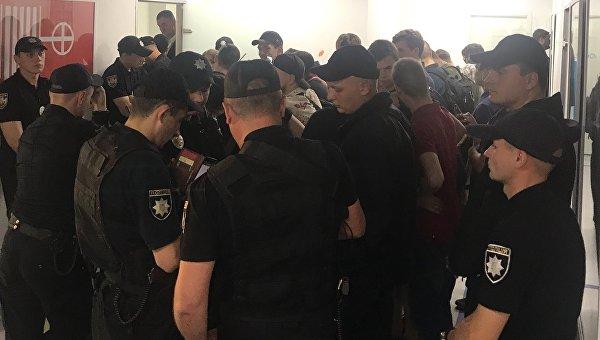 В Киеве силой сорвали ЛГБТ-мероприятие