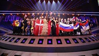 Второй полуфинал Евровидения-2018