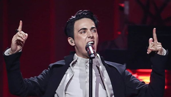 Одесский певец Melovin на Евровидении-2018