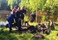Водолазы нашли тело ребенка в реке в Киевской области