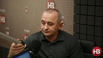 Матиос о том, как нащупал в сумке Савченко гранату. Видео