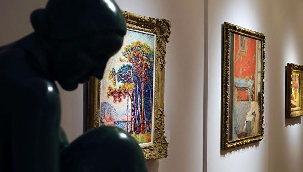 Коллекция произведений искусства Рокфеллеров на аукционе