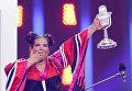 Евровидение-2018. Финал. Певица Нетта Барзилай (Израиль)