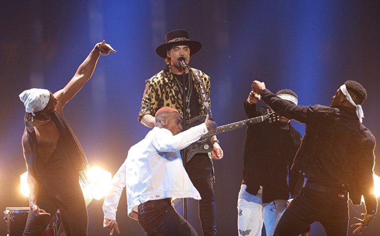 Певец Уэйлон (Waylon) с песней Outlaw in 'Em представляет Нидерланды на Евровидении 2018