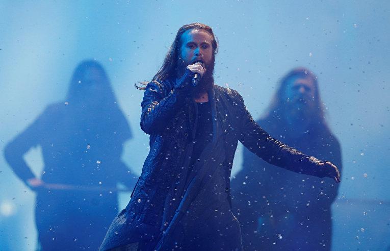 Финалист Евровидения 2018 от Дании: Расмуссен – Higher Ground