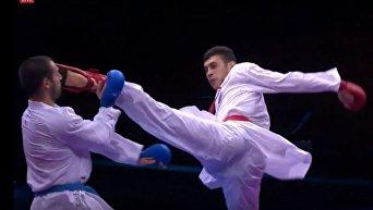 Сборная Украины завоевала бронзу на чемпионате Европы по каратэ
