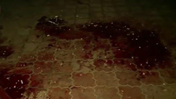 В Киеве мужчина зарезал прохожего