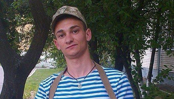 Военный медик Олег Бокач, погибший в Донбассе