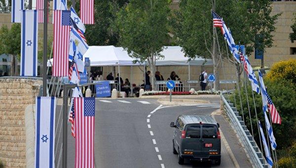 Перенос посольства США из Тель-Авива в Иерусалим
