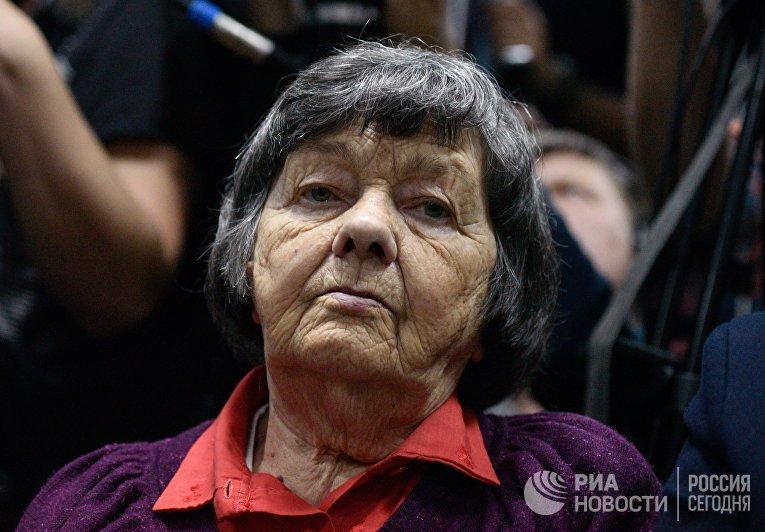 Суд над Н. Савченко в Киеве