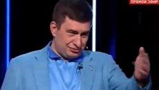 Экс-нардеп Марков не сдержался на эфире с Симоненко. Видео