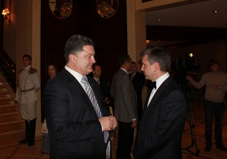 Где сейчас зурабов посол в украине