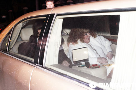 Боня фото свадьба герцогини альба и
