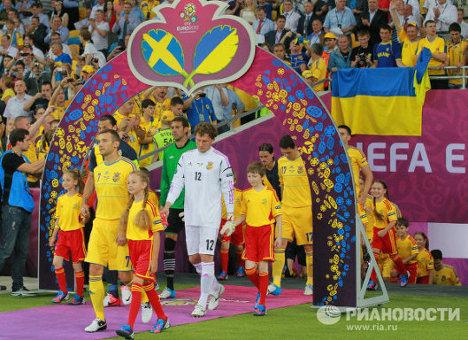 Евро 2012 львов фоторепортаж — фото 1