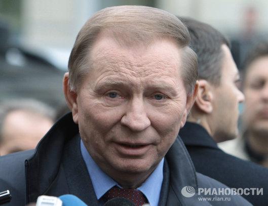 Очная ставка Николая Мельниченко с Леонидом Кучмой